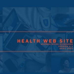 Health Website Accreditation Standards Download