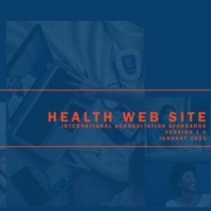 Health Web Site International Accreditation Standards Download