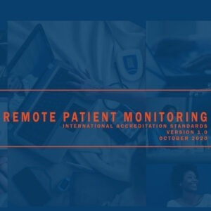 Remote Patient Monitoring International Accreditation Standards Download