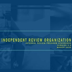 Independent Review Organization Accreditation Standards Download