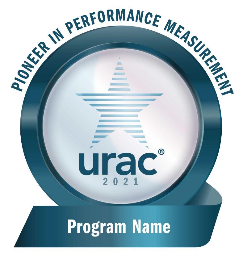 URAC Pioneer in Performance Measurement